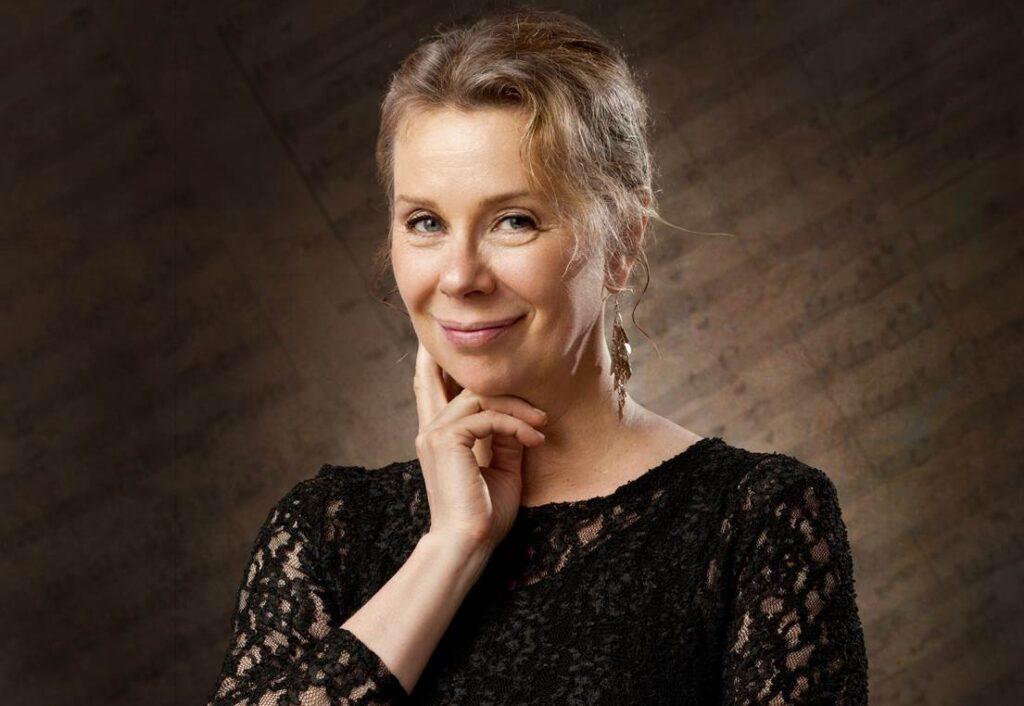Ann-Sofi Söderqvist, Jazzkannan 2008. Foto: Per Ellström