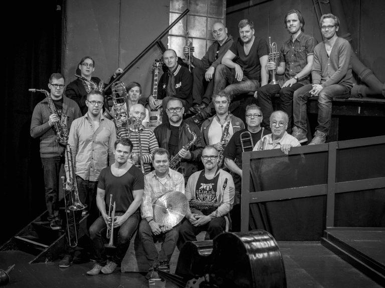 Bild för event - Stockholm Jazz Orchestra plays Coltrane