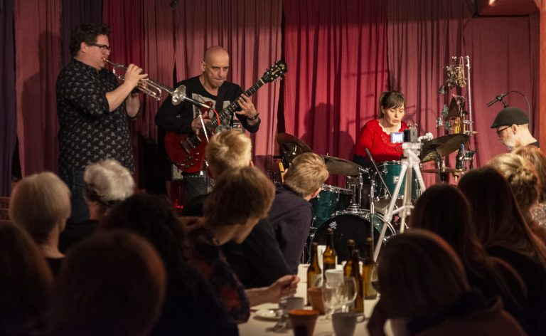 Alvesta Jazz & Blues, Årets Jazzklubb 2021. Foto: Bo Granefelt
