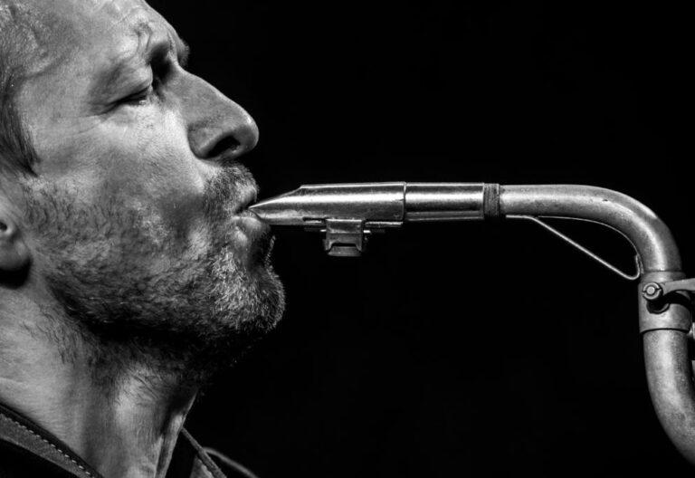 Mats Gustafsson. Foto: Michele Giotto