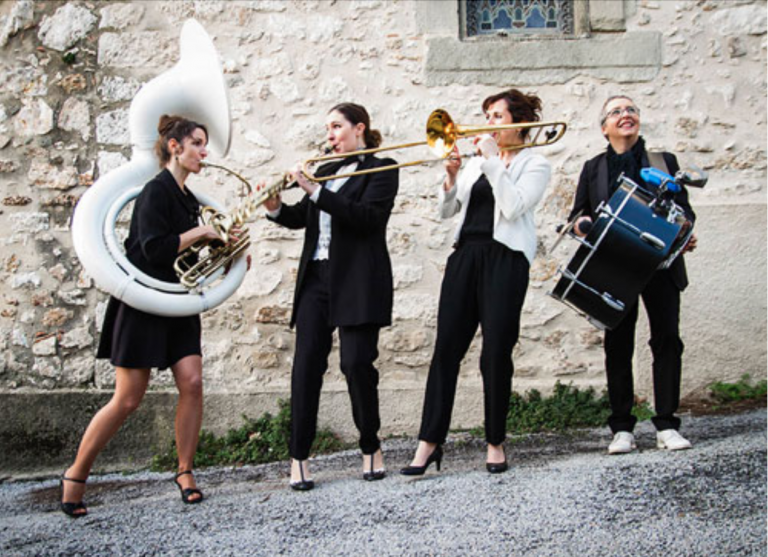 Bild för event - Wonder Brass Band