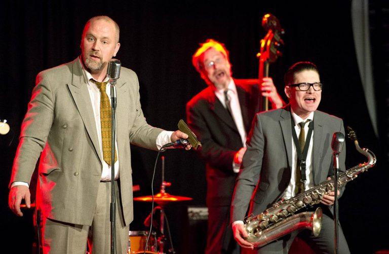 Bild för event - Sam Rocket & His Blues Prisoners