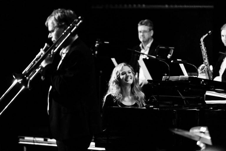 Bild för event - Kathrine Windfeld & Bohuslän Big Band