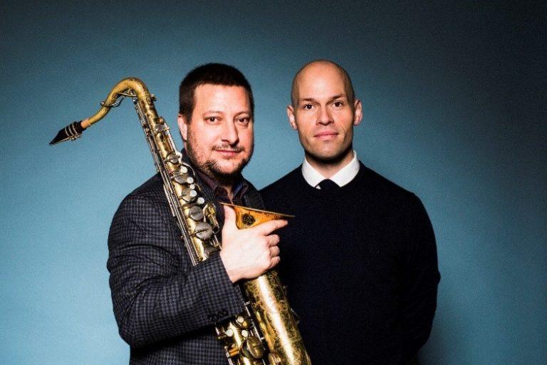 Bild för event - Snorre Kirk & Stephen Riley Quartet